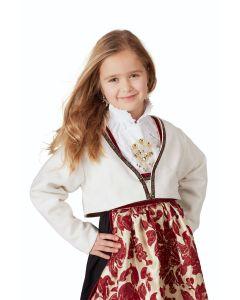 NYHET! Maud jakke, hvit
